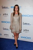 Samantha Droke at the 5th Annual Night of Generosity, Beverly Hills Hotel, Beverly Hills, CA 09-06-13