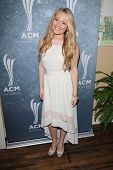 Janelle Arthur at the 7th Annual ACM Honors, Ryman Auditorium, Nashville, TN 09-10-13