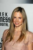 Mira Sorvino at the