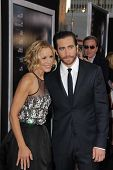 Maria Bello and Jake Gyllenhaal at the
