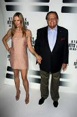 Paul Sorvino and Mira Sorvino at the