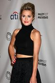Maggie Lawson at the PaleyFest Previews:  Fall TV ABC , Paley Center for Media, Beverly Hills, CA 09-10-13