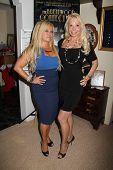 Gloria Kisel and Agnes-Nicole Winter at