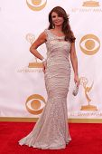 Roma Downey at the 65th Annual Primetime Emmy Awards Arrivals, Nokia Theater, Los Angeles, CA 09-22-