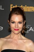 Darby Stanchfield at the 2013 Entertainment Weekly Pre-Emmy Party, Fig& Olive, Los Angeles, CA 09-20-13