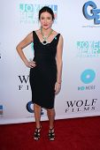 Christa Miller at the Joyful Heart Foundation celebrates the No More PSA Launch, Milk Studios, Los A