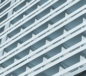 Multi-storey Hotel Fragment