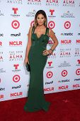 Daisy Fuentes at the 2013 NCLR ALMA Awards Arrivals, Pasadena Civic Auditorium, Pasadena, CA 09-27-1
