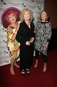 Ruta Lee, Loretta Swit and Susan Sullivan at Actors and Others for Animals Celebrates
