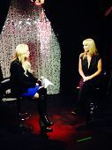 Jennifer Blanc-Biehn and Tara Buck on Set of SCARED STIFF with Jennifer Blanc-Biehn on theStream.tv
