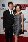 Eugenio Derbez and Alessandra Rosaldo at the