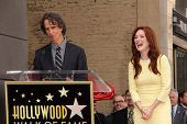 Jay Roach, Julianne Moore at Julianne Moore's Star on the Hollywood Walk of Fame Ceremony, Hollywood Walk of Fame, Hollywood, CA 10-03-13