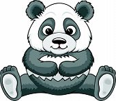 Cartoon Panda 01