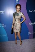 Darby Stanchfield at Variety's 5th Annual Power of Women, Beverly Wilshire, Beverly Hills, CA 10-04-13