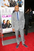 Boris Kodjoe at the