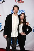 Michael Muhney and Jaime Garrison at the CBS Daytime After Dark Event, Comedy Store, West Hollywood,