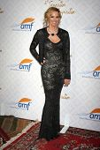 Janet Jones Gretzky at the 10th Alfred Mann Foundation Gala, Robinson-May Lot, Beverly Hills, CA 10-