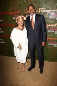 Norm Nixon and Debbie Allen at the Wallis Annenberg Center For The Performing Arts Inaugural Gala, Wallis Annenberg Center For The Performing Arts, Beverly Hills, CA 10-17-13