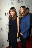 Jennifer Garner and Jared Leto at the