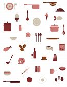 Food And Kitchen Icons