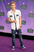 Cody Simpson at the Hub Network First Annual Halloween Bash. Barker Hangar, Santa Monica, CA 10-20-1