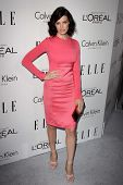 Jessica Pare at the Elle 20th Annual