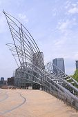 National Museum of Art in Osaka Japan