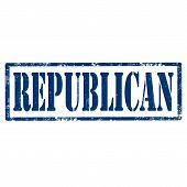 Republican-stamp