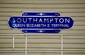 Southampton Docks Railway Station