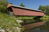 Milton Covered Bridge