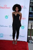 LOS ANGELES - JUL 19:  Celestina at the 4th Annual Celebration of Dance Gala at Dorothy Chandler Pavilion on July 19, 2014 in Los Angeles, CA