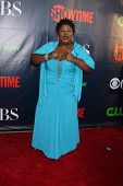 LOS ANGELES - JUL 17:  Cleo King at the CBS TCA July 2014 Party at the Pacific Design Center on July
