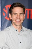 LOS ANGELES - JUL 17:  Brian Dietzen at the CBS TCA July 2014 Party at the Pacific Design Center on