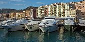 City Of Nice - Yachts In The Port