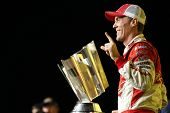 Homestead, FL - Nov 16, 2014:  Kevin Harvick (4) wins the 2014 NASCAR Sprint Cup Series Championship at Homestead-Miami Speedway in Homestead, FL.