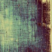 Abstract textured background designed in grunge style. With different color patterns: gray; brown; blue; violet; cyan