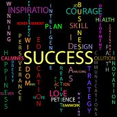 Success background