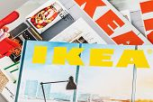 Collection Of Ikea Catalogs 2014 In Moscow
