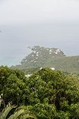 Hill Overlooking St Thomas Bay