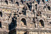 Buddhist Temple Borobudur, Magelang, Indonesia