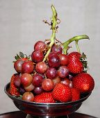 Grapes and Berries