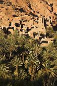 Berber Ruins In Tinghir