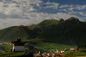 Langmu Town