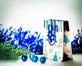 gift Christmas package
