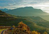 Trentino area, Italy, Alps