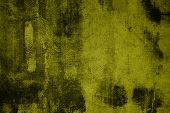 Grunge background yellow