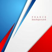 picture of french curves  - Modern bright abstract background - JPG
