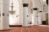 Interior Selimiye Mosque St. Sophia Cathedral Lefkosia Nicosia Cyprus