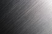 image of hairline  - High resolution brushed metal or textured metal - JPG