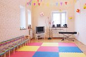 pic of kindergarten  - Room for music lessons and singing in the kindergarten - JPG